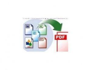 conversion PDF